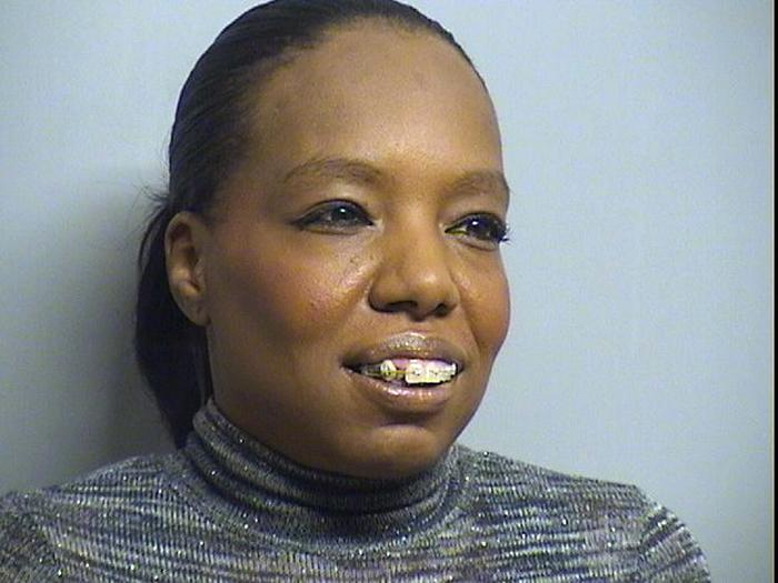 Arrested for writing bogus checks.