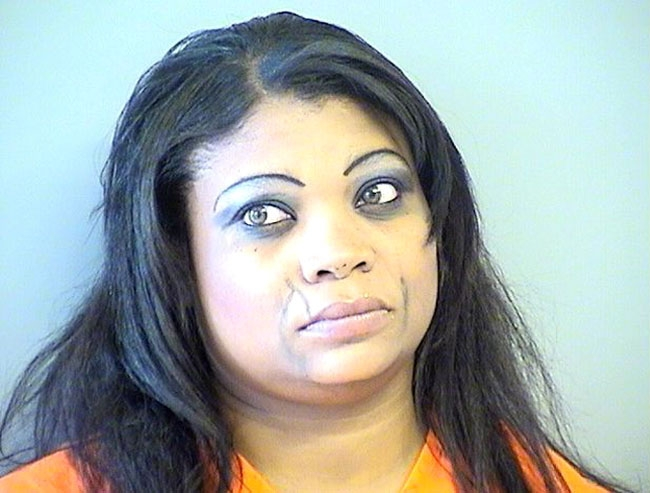 Arrested for driving under suspension, not paying state taxes.