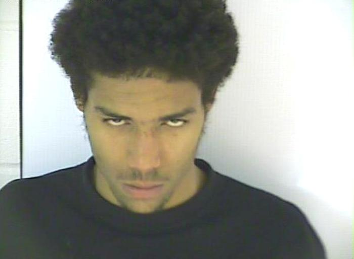 Arrested for pot possession, theft.