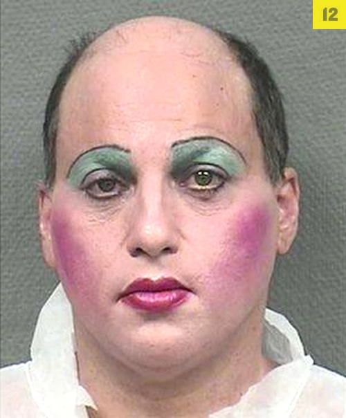 Texan Zyah Jonas, 48, was jailed in July after allegedly exposing himself (and m