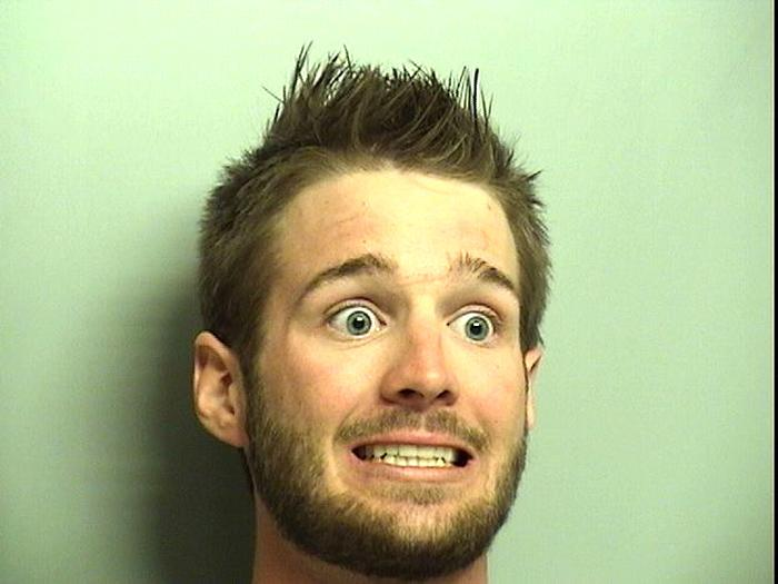 Arrested for DUI, pot possession.