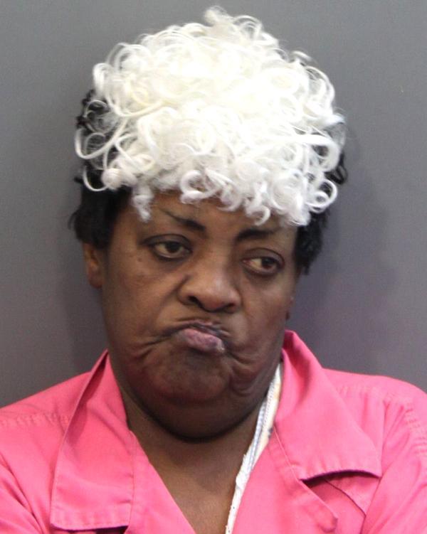 Arrested for a 911 violation, making a false report.