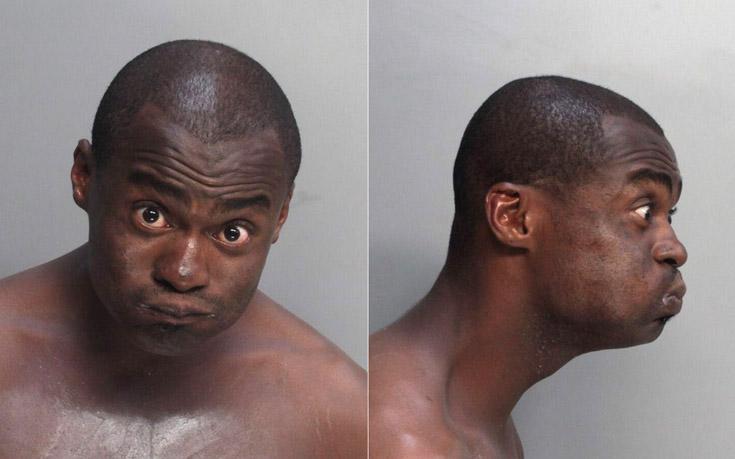 Arrested for cocaine possession, pot possession.