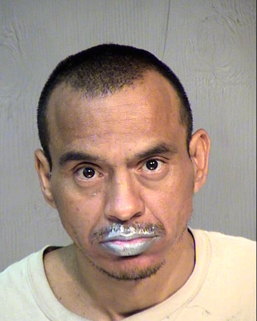 Arrested for vapor-related substance abuse.
