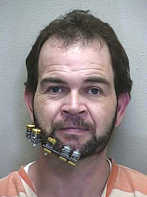 Arrested for violating probation following arrests for escape, fleeing law enfor