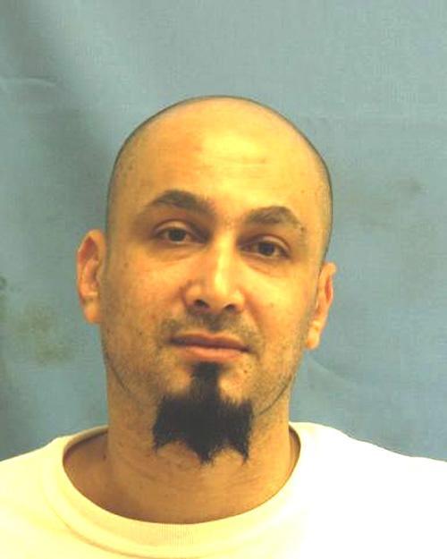 Jailed on a U.S. Marshals Service hold.