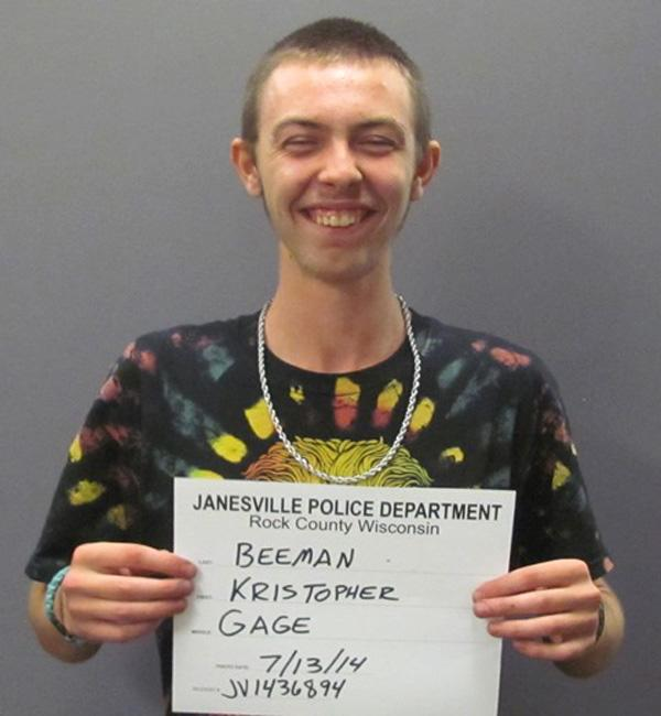 Arrested for theft, obstructing an officer, and underage consumption of alcohol.