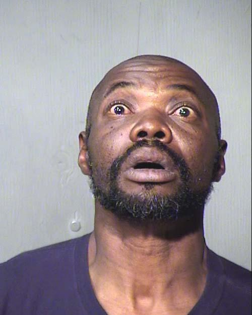 Arrested for obstructing a highway, possession of drug paraphernalia.