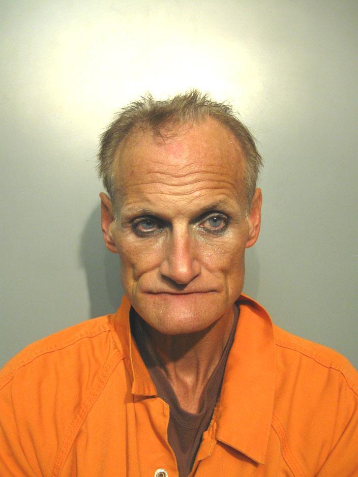 Arrested for possession of methamphetamine.