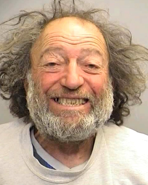 Arrested for misuse of 911, disorderly conduct.