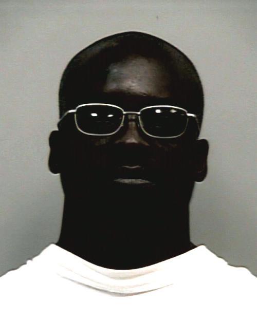 Arrested for speeding.