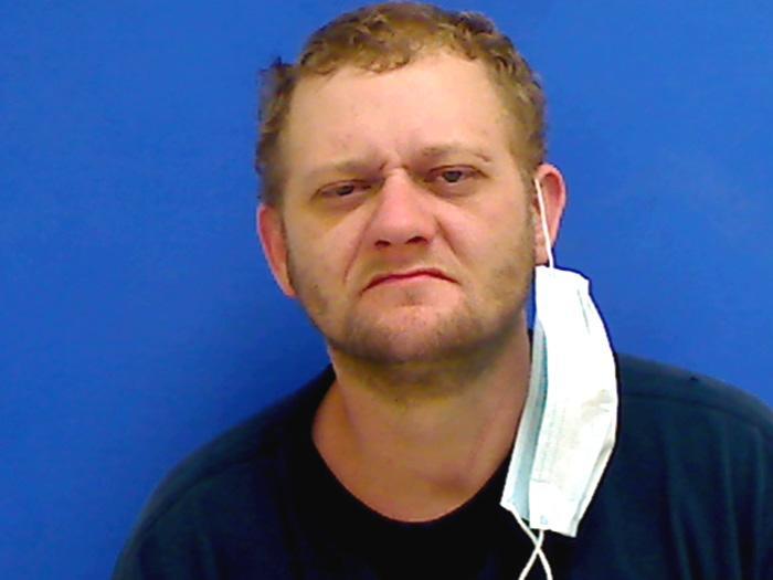 Arrested for methamphetamine possession.